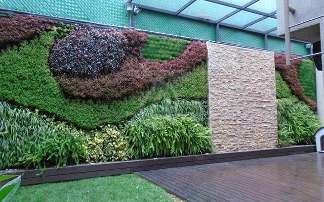 Jardín Vertical Florida, Álvaro Obregón