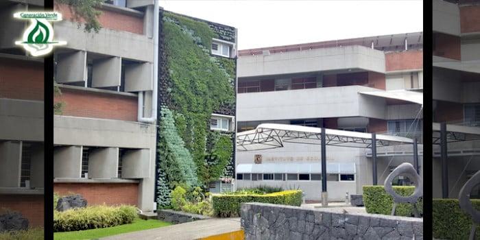 Jardín Vertical UNAM