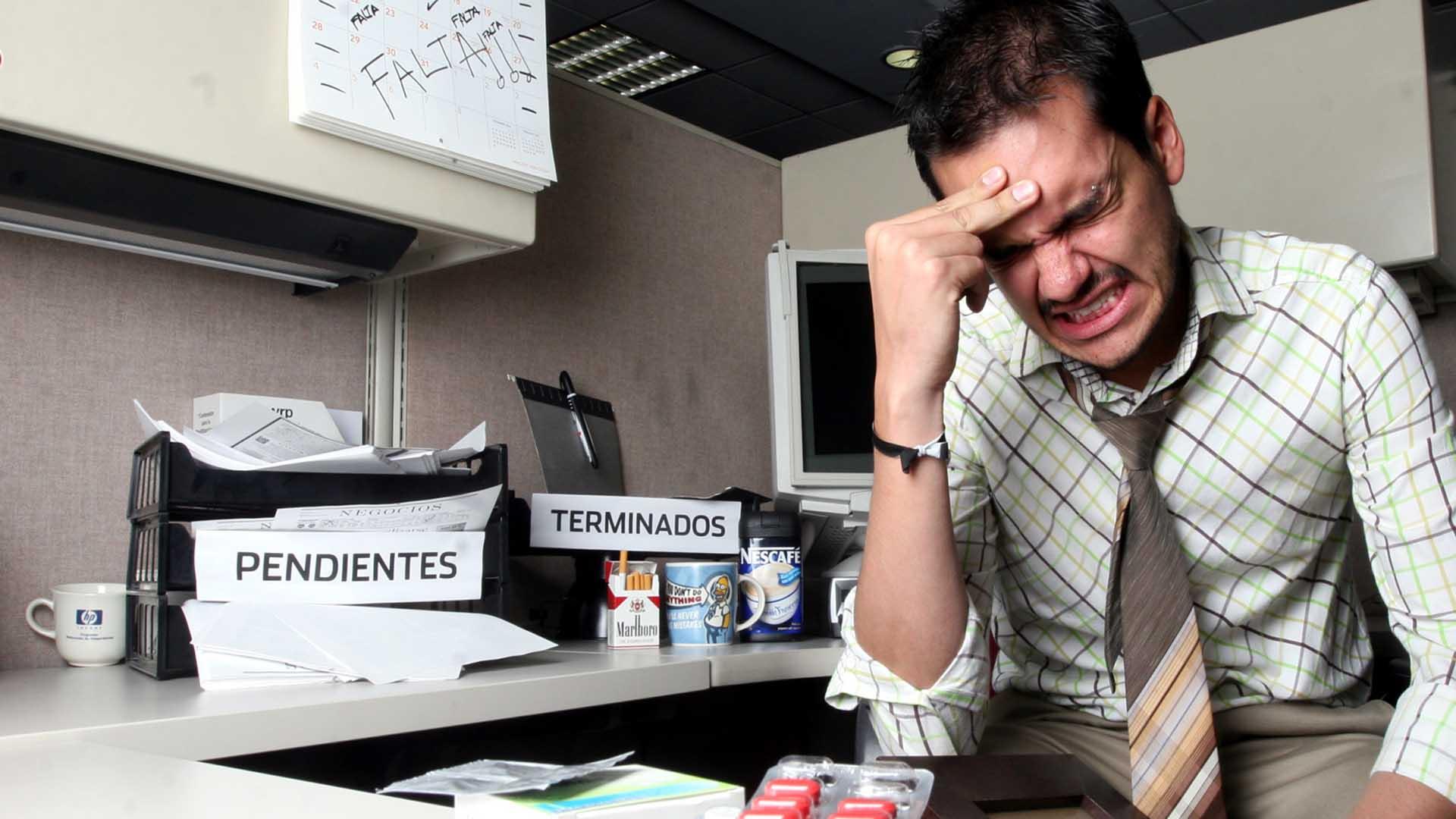 Reduce el Estrés Laboral