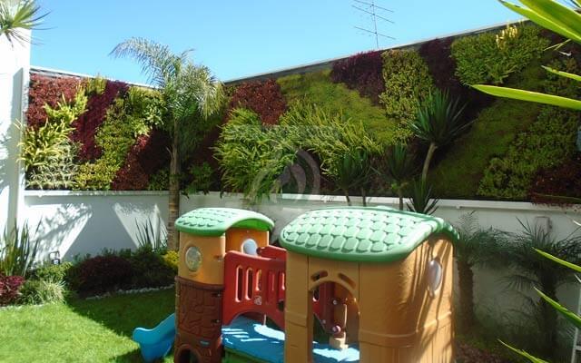 Jardín Vertical Hacienda de las Palmas, Huixquilucan