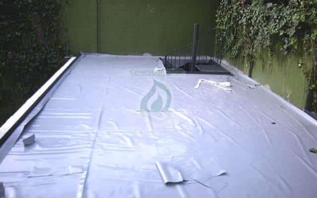 Impermeabilización para la Azotea Verde