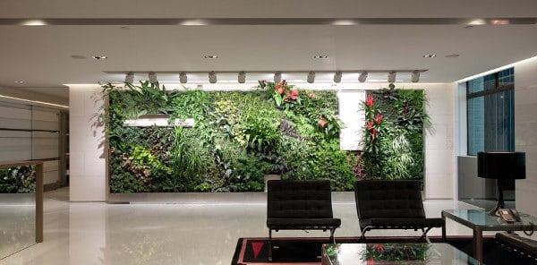 Muros Verdes Interiores