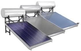 Linea de Calentadores Solares Axol