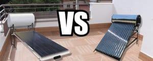 Elige el calentador solar que se adapte más a tus necesidades
