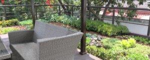 Sky Garden: el lujo de los espacios verdes