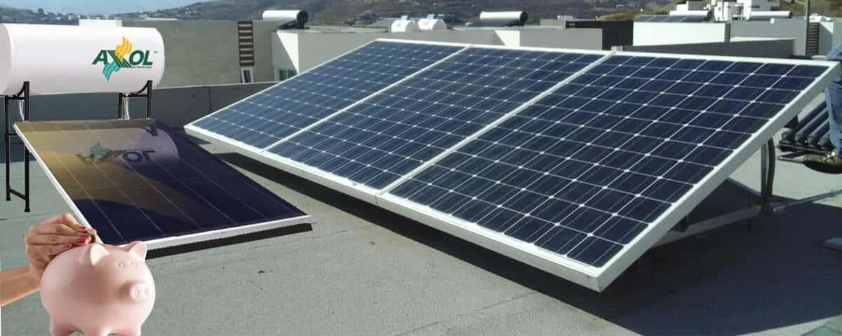 Energía solar, energía limpia