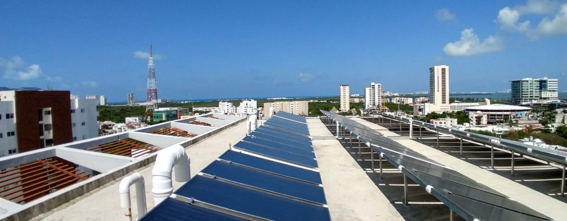 calentador solar alto consumo