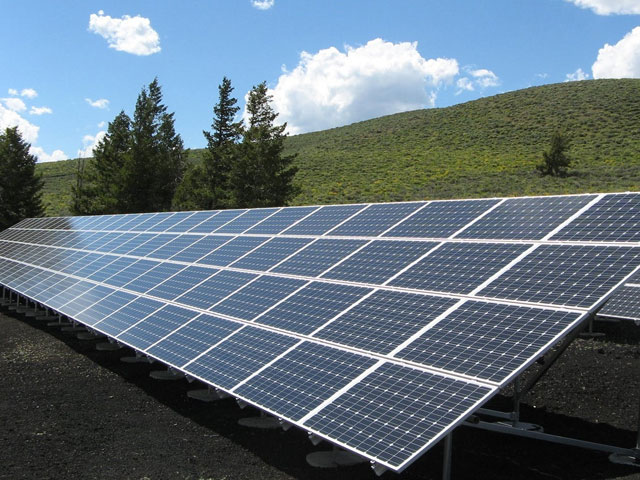 Paneles Fotovoltaicos para generación eléctrica
