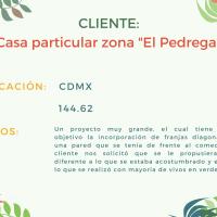 CASA ZONA EL PEDREGAL